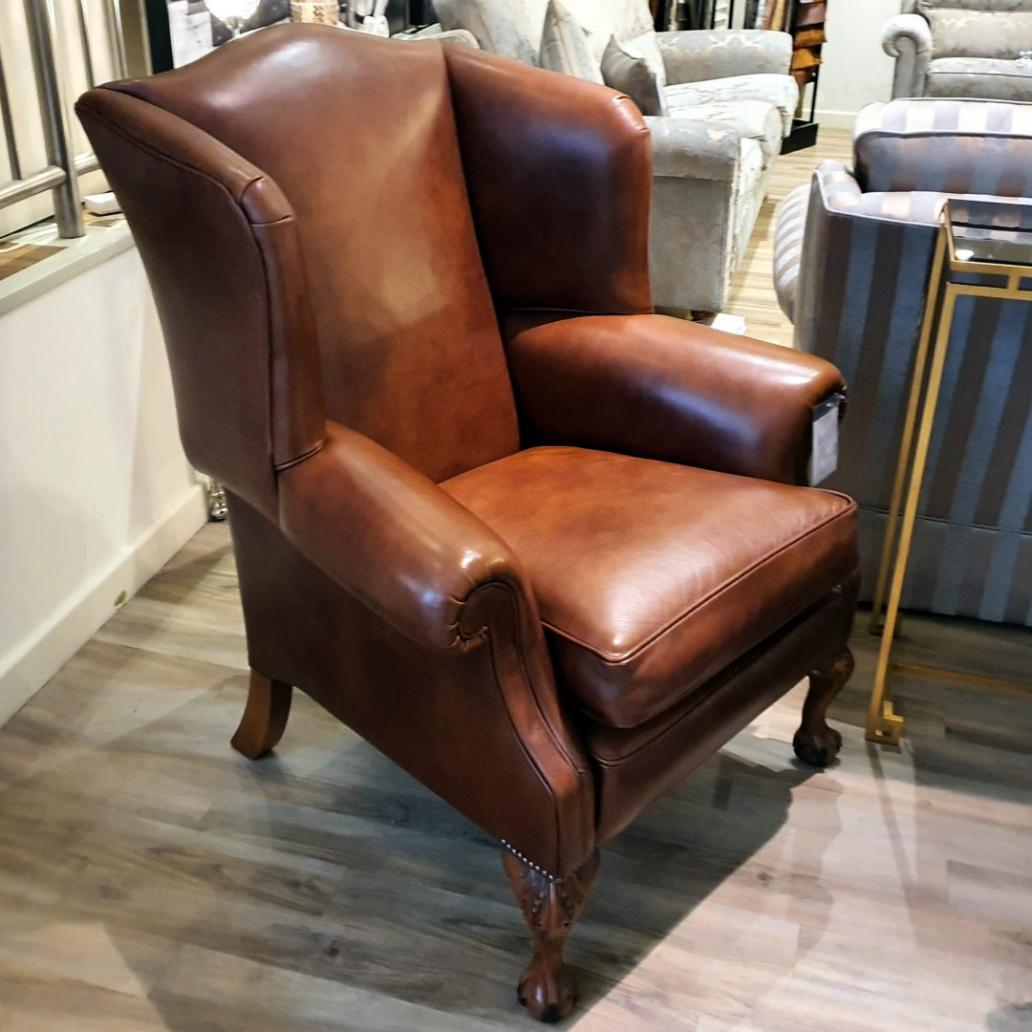 brown-leather-armchair