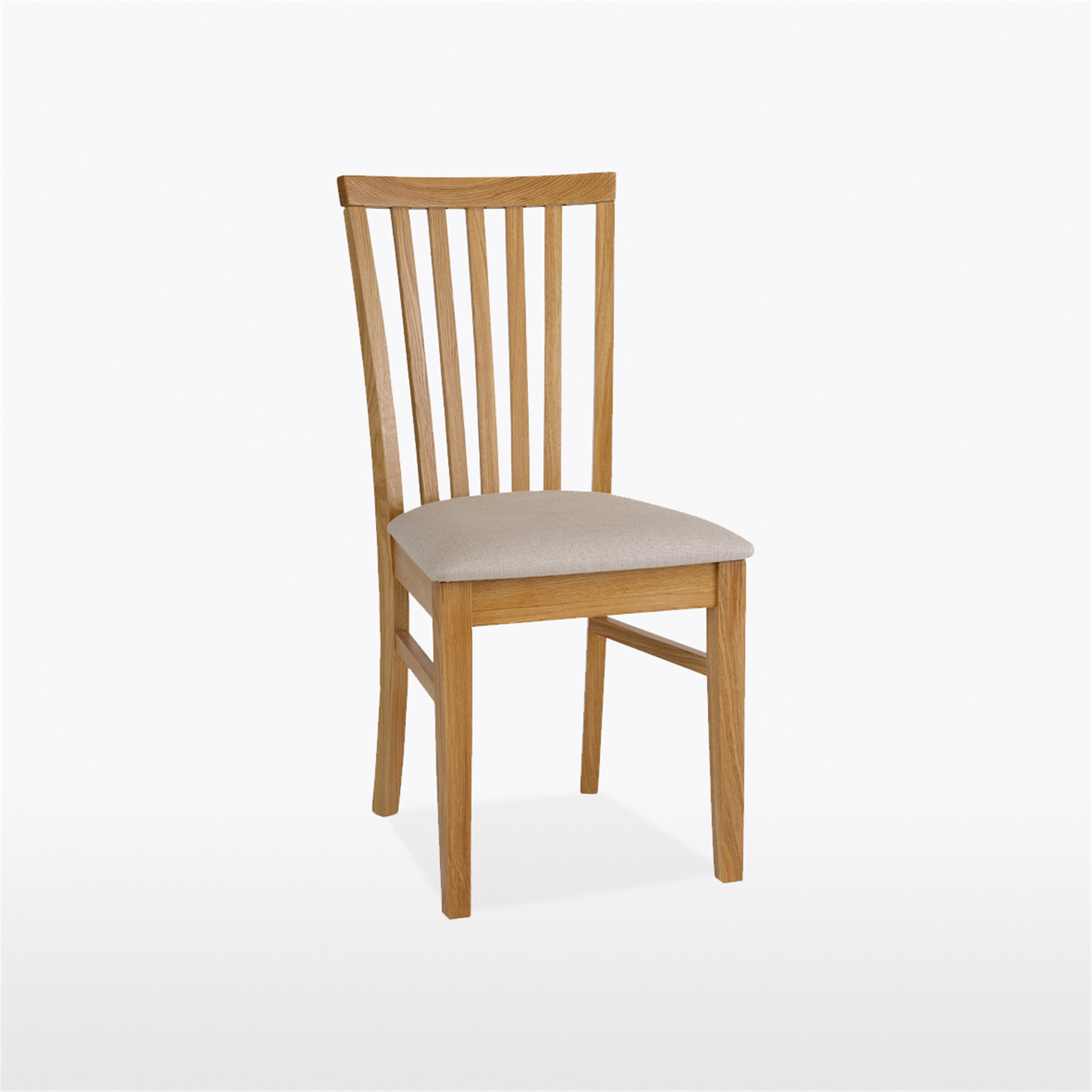 Bergerac Dining Olivia Chair - Fabric Seat • Roomes ...