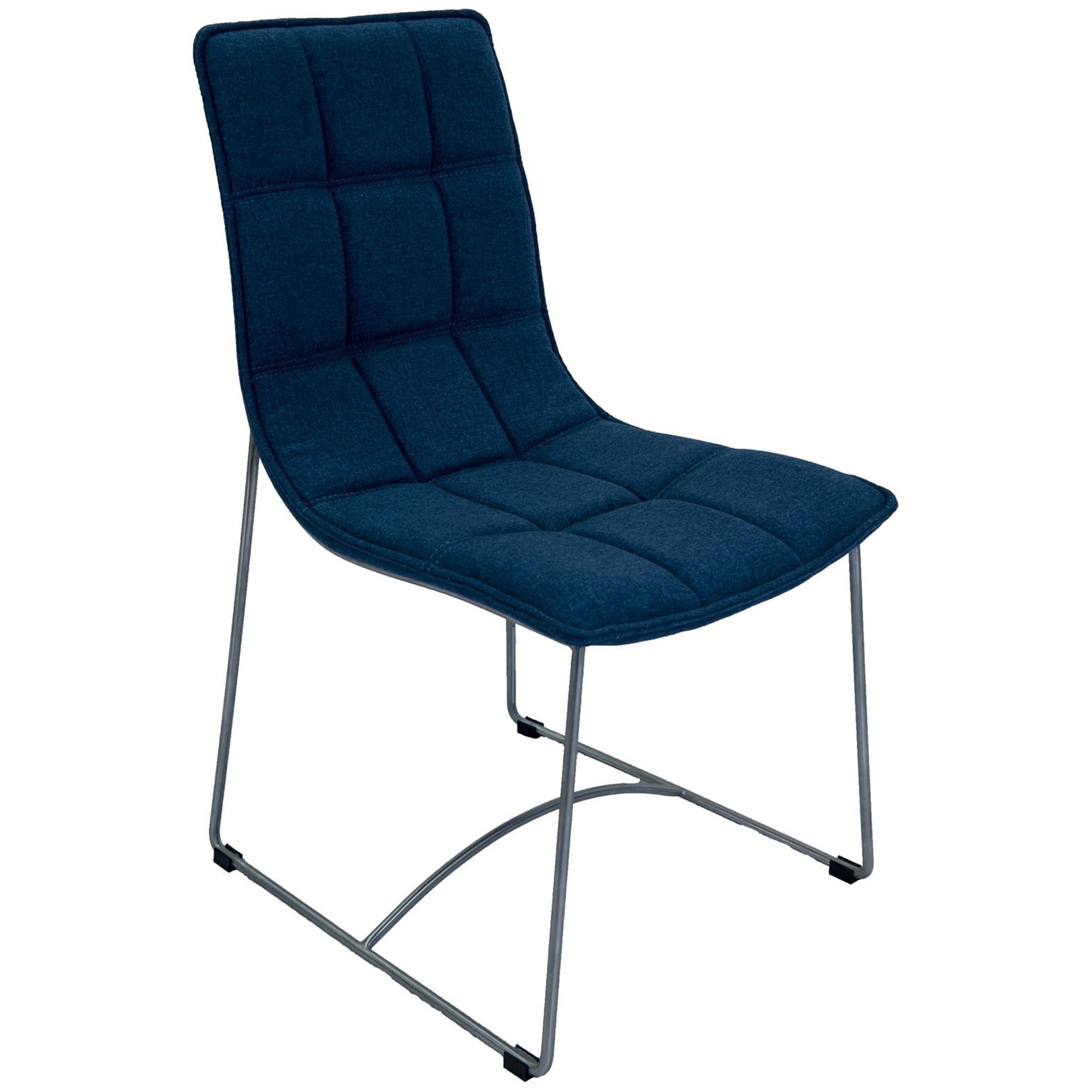 Astounding Dining Chairs Como Dining Chair Blue Andrewgaddart Wooden Chair Designs For Living Room Andrewgaddartcom