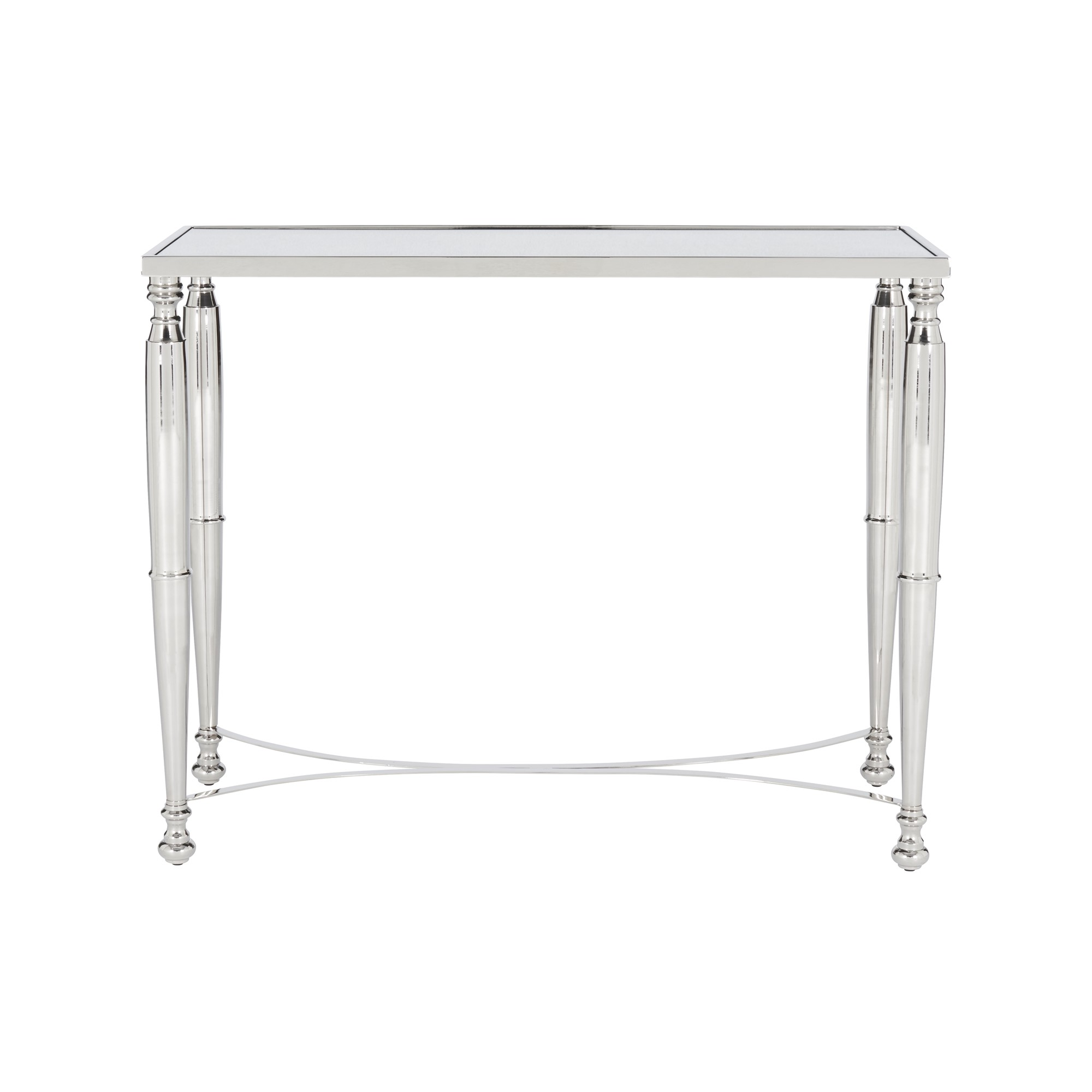 Awe Inspiring Goodge Console Table Mirrored Top Ncnpc Chair Design For Home Ncnpcorg
