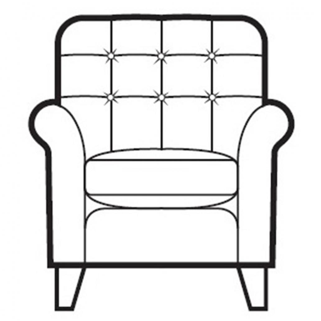 mccartney-compact-chair-outline